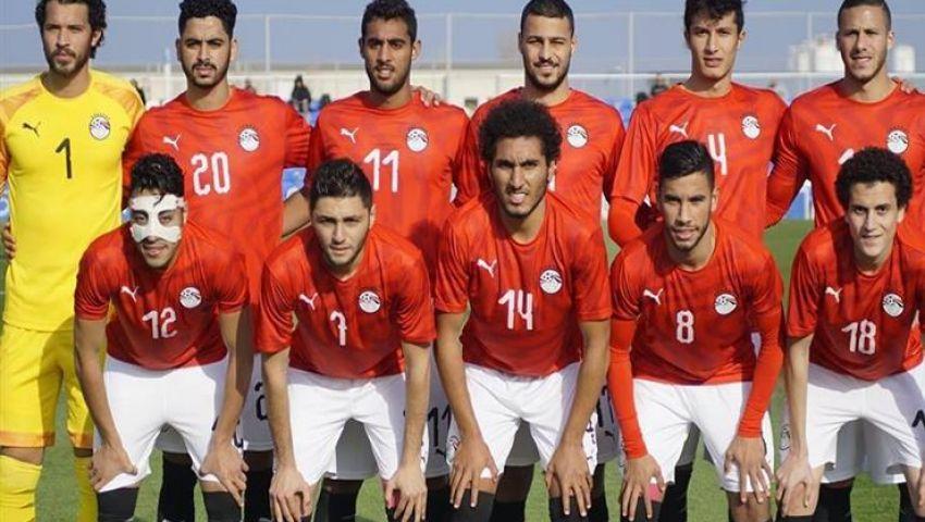 تعرف على موعد مباراة منتخب مصر الأوليمبي والقنوات الناقلة