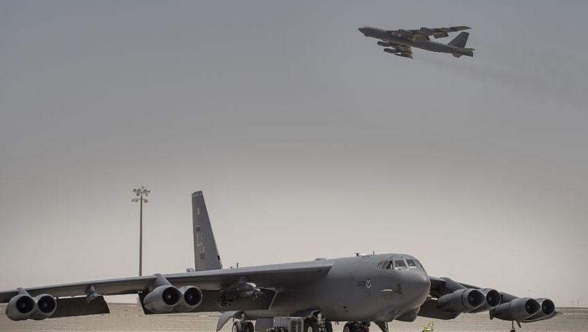 واشنطن ترسل قاذفات استراتيجية إلى الشرق الأوسط.. هذه مهمتها