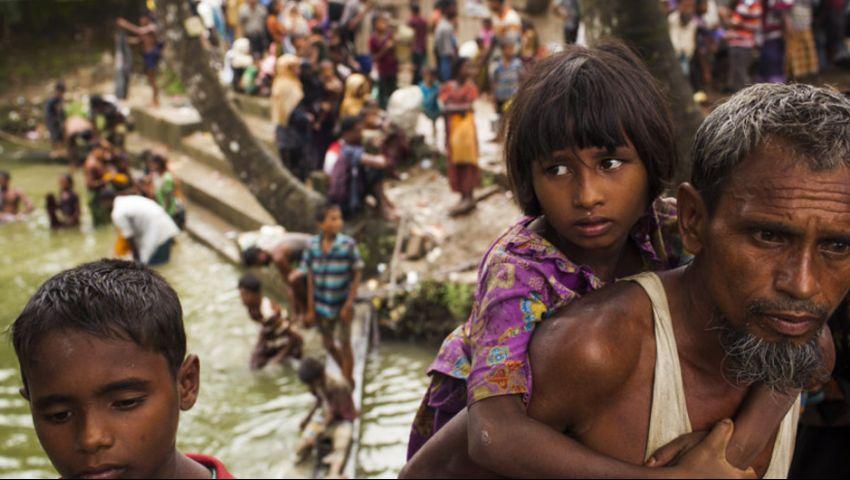 تليجراف: تجار البشر استعبدوا الروهينجا واغتصبوا نساءهم