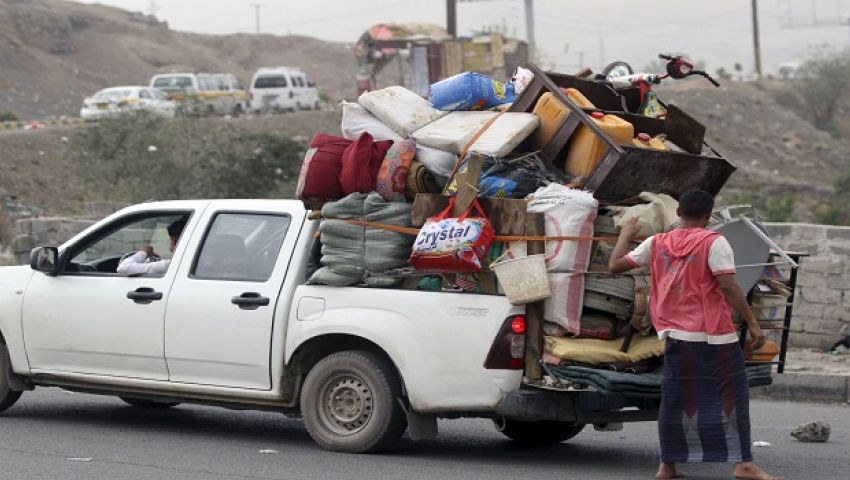 4600 قتيل مدني و3 ملايين نازح في عامين من الحرب باليمن