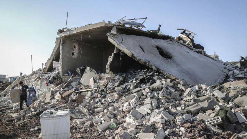 «رايتس ووتش»: روسيا – سوريا.. الذخائر المحظورة تنهمر على المدنيين