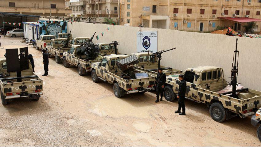 في «معركة طرابلس».. تعرف على خريطة نفوذ الكتائب والألوية المسلحة بالعاصمة