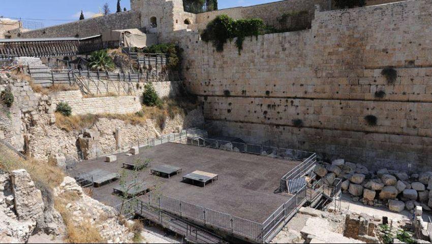على 500 متر من ساحة البراق| «هاليباه».. استيطان إسرائيلي جديد في القدس