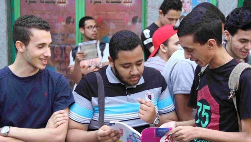 ضبط أدمن صفحة بالغش اتجمعنا و شاومينج لتسريب امتحانات الثانوية مصر العربية
