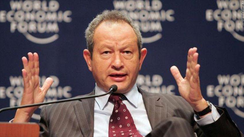 نجيب ساويرس: انتخابات المصريين الأحرار مسرحية ستنتهي قريبا