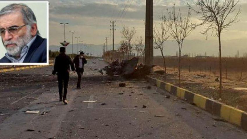بعد اتهامها لإسرائيل.. كيف يمكن أن تنتقم إيران لمقتل فخري زاده؟