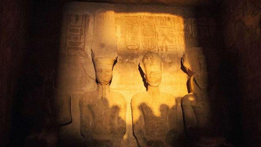 5 معلومات عن تعامد الشمس على وجه الملك رمسيس الثاني