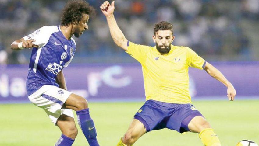 النصر والهلال يؤجلان حسم الدوري السعودي للجولة الأخيرة