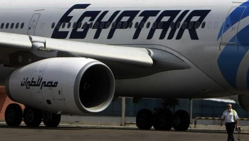 فيروس كورونا يجبر «مصر للطيران» على تعليق رحلاتها من وإلى الصين