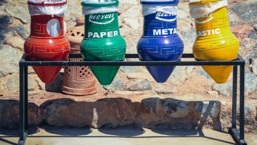 كاوا نيوز: مصر تعلن الحرب على النفايات بإعادة التدوير