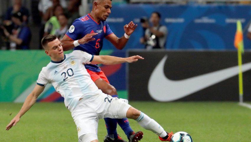 فيديو  كوبا أمريكا.. الأرجنتين تسقط أمام كولومبيا بثنائية نظيفة