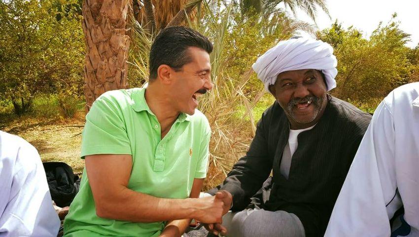 خالد النبوي يشيد بأهالي الصعيد: مع أجدع ناس في أسوان الغالية