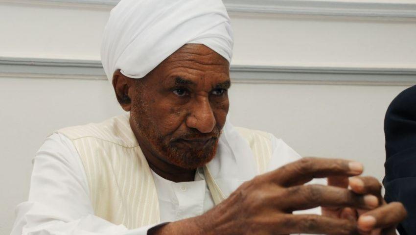 المهدي يدعو القمة العربية لتبني موقف ضد قانون جاستا