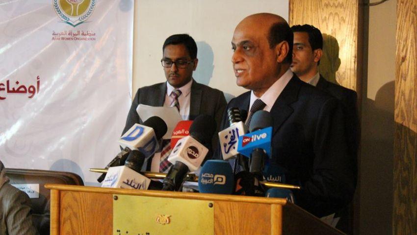 سفير اليمن متضامنا مع مصر: الاستراتيجية الأردنية الحل لمواجهة الإرهاب