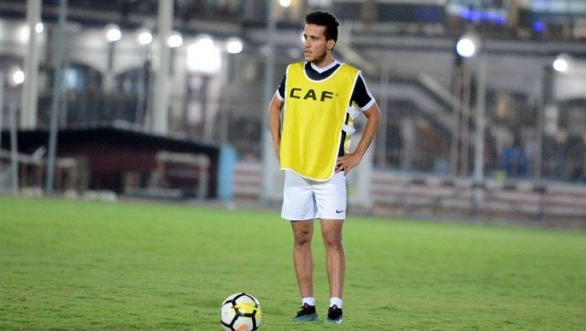 فيديو| مصطفى فتحي.. حريف يحلم باستعادة أمجاده من بوابة سموحة