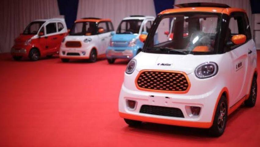 فيديو| بالأرقام.. هكذا استعدت مصر لدخول عصر السيارات الكهربائية
