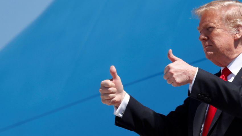 «براءة تامة وكاملة».. ترامب يتنفس الصعداء بعد نتائج تقرير مولر
