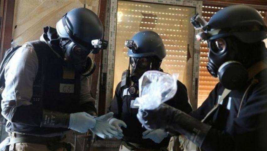ألمانيا تطالب بقاضاة منفذي الهجوم الكيماوي في دوما السورية