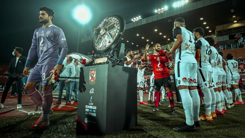 إنفوجراف.. ترتيب الدوري المصري والهدافين موسم 2019-2020