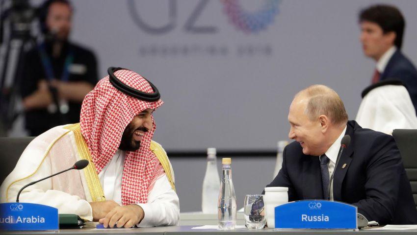 في السعودية.. بوتين يرتدي ثوب الحَمَل