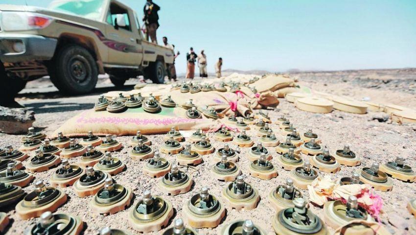 20 مركبة أممية لمضاعفة جهود إزالة الألغام بـ«الحديدة اليمنية»