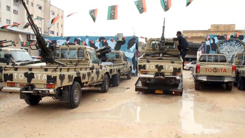 الجارديان: ألمانيا تخطط لمؤتمر لتعزيز حظر الأسلحة عن ليبيا.. هل تنجح؟