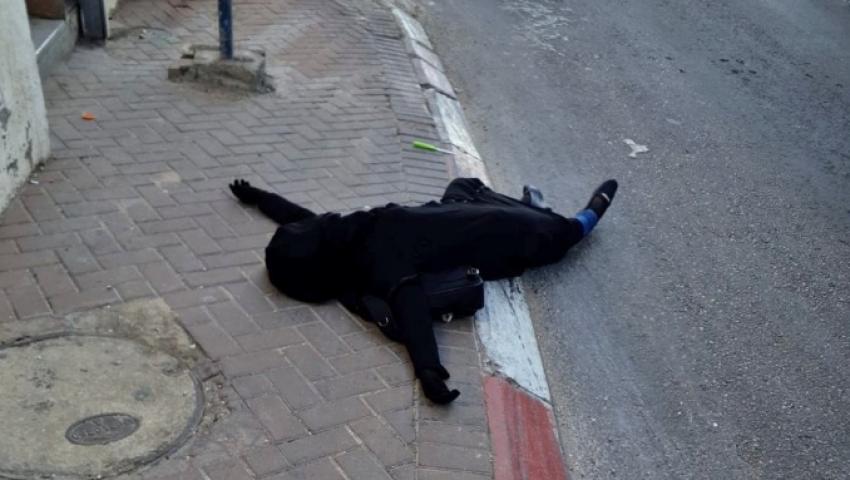 فيديو| بذريعة تنفيذها عملية انتحارية.. الاحتلال يقتل فتاة فلسطينية