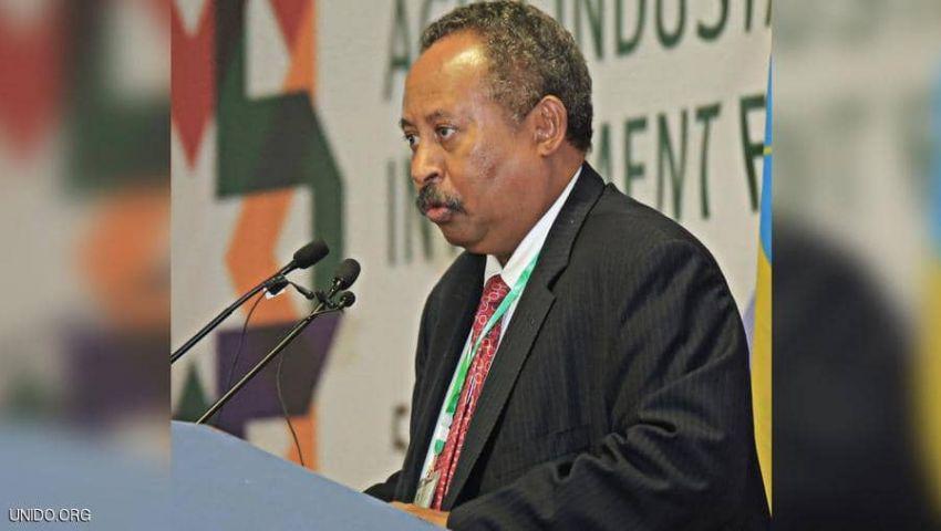 بالأسماء.. حمدوك يعلن تشكيلة الحكومة السودانية الجديدة
