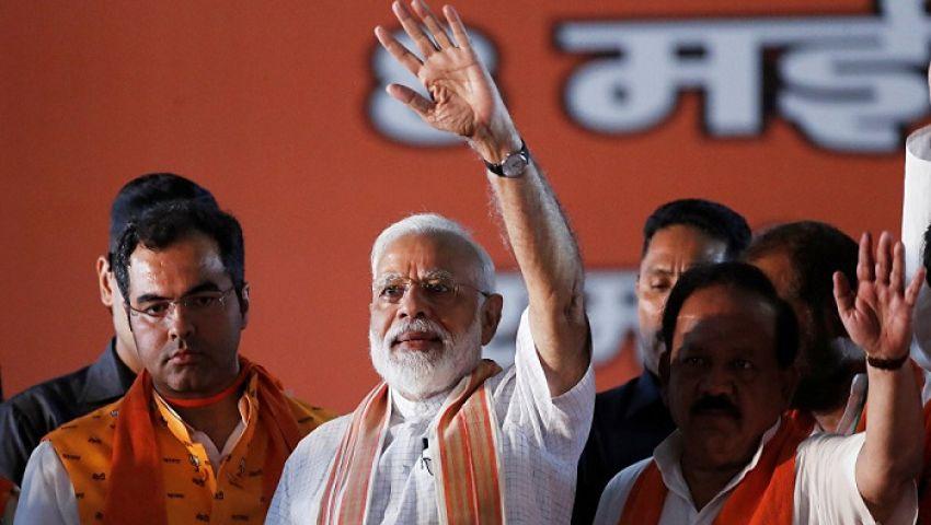 واشنطن بوست: انتصار مودي في الانتخابات.. خطر يهدد وحدة الهند