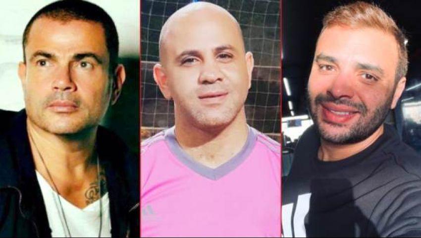 فيديو| «لن أقبل الإساءة».. رسائل حادة من عزيز الشافعي لـ رامي صبري