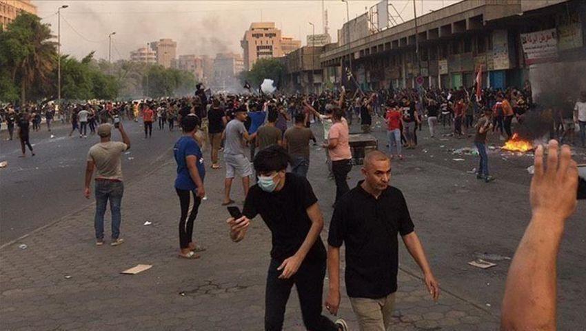 العراق.. تحالف الصدر يتحول إلى المعارضة ويعتصم بالبرلمان