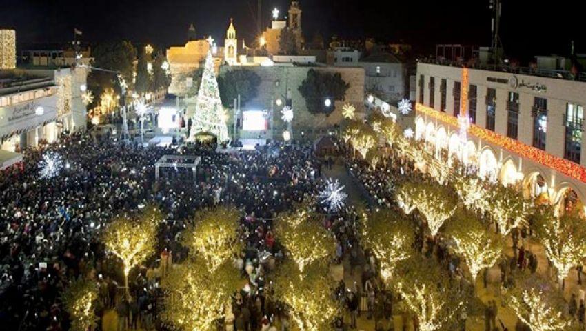 بيت لحم.. المسيحيون الشرقيون يحتفلون بعيد الميلاد