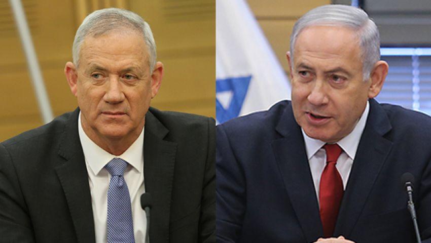 نتنياهو يدعو لانتخابات مباشرة لرئاسة الوزراء.. وجانتس: «اقتراح أجوف»