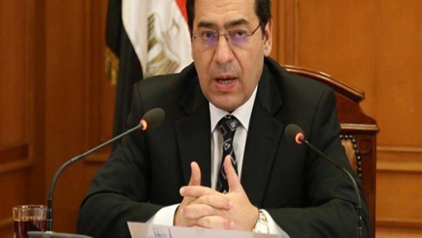 وزير البترول: منطقة البحر المتوسط ازدادت أهمية بسبب الاكتشافات