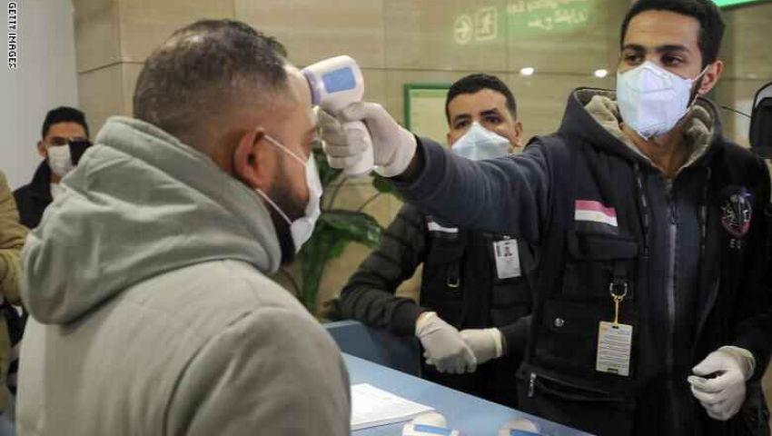 آخر حصيلة كورونا فى مصر.. إصابة294 ووفاة 10 وشفاء 41 حالة