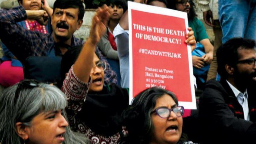 الأمم المتحدة تدين القمع الهندي لسكان  كشمير.. وباكستان ترحب