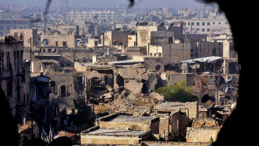 جحيم العائدين.. مقتل 11 سوريًّا في انهيار مبنى تصدَّع جراء الحرب
