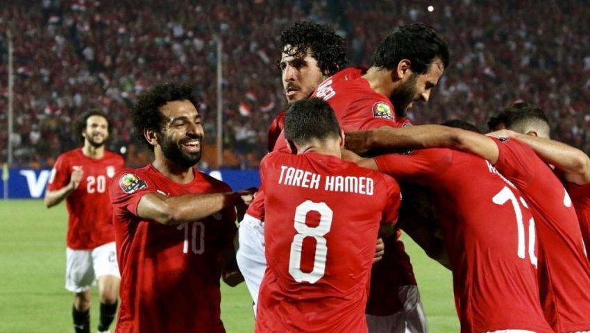 «نطمع في مستوي أفضل ونشكر العارضة».. هكذا علق المشاهير على فوز مصر