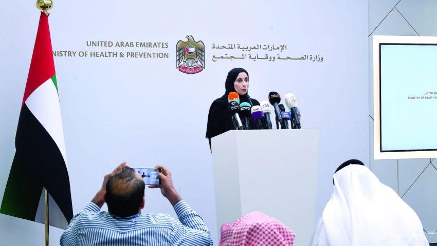 283 إصابة جديدة بكورونا في الإمارات.. و«الصحة» تكشف سبب الزيادة