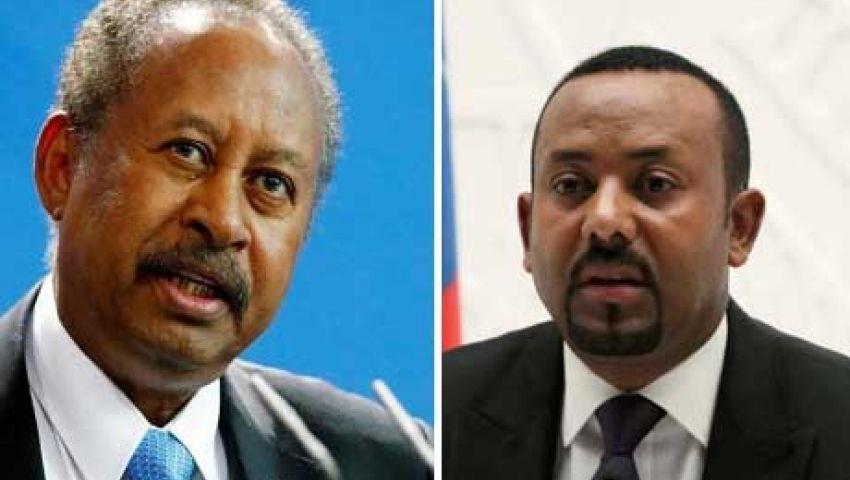 عاد إلى السودان بعد ساعات قليلة.. لماذا قطع حمدوك زيارته لإثيوبيا؟