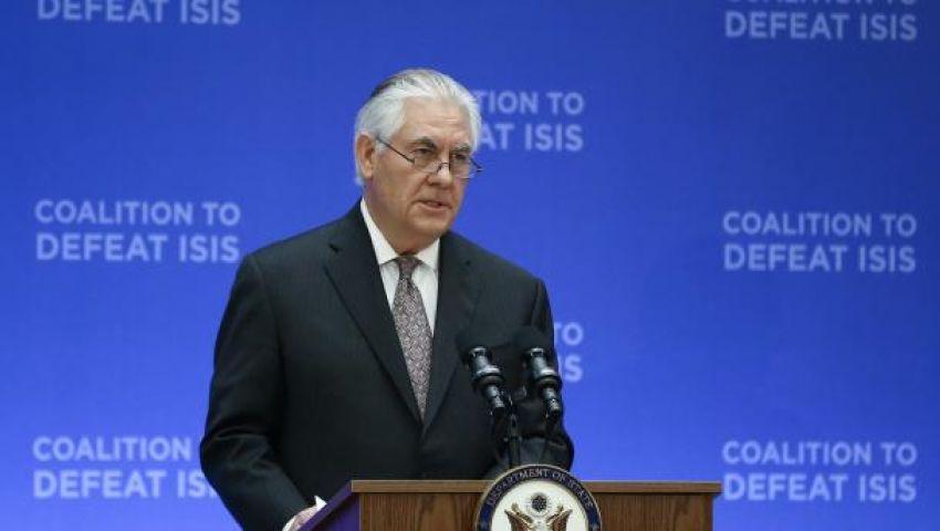 تيلرسون سيضغط على حلف شمال الأطلسي بشأن الإنفاق العسكري
