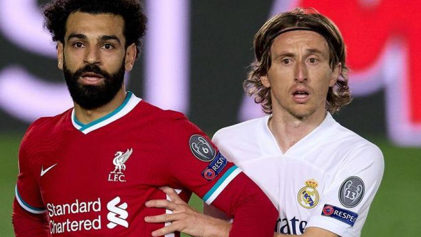 ليفربول وريال مدريد.. هل يبتسم «أنفيلد» لرفاق محمد صلاح مجدداً؟