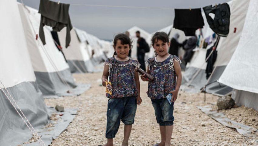 في الشمال السوري.. «أطفال المخيمات» يكافحون لمتابعة تعليمهم