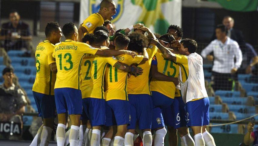 ماركينيوس: تيتي جعل البرازيل أقوى