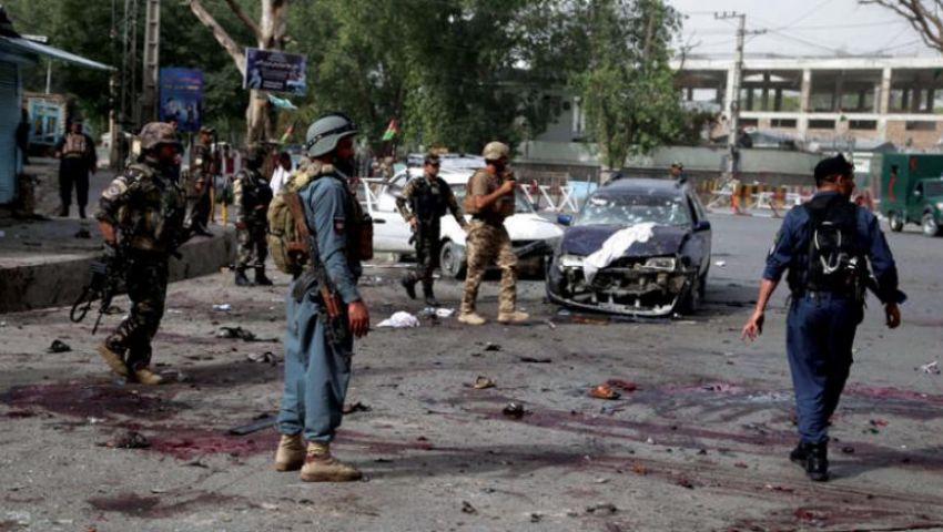 نفذه طفل.. مقتل 5 أشخاص وإصابة 40  مواطنا في تفجير انتحاري بأفغانستان