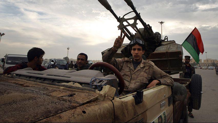 بعد شهر من بدء عملياته العسكرية.. بارود حفتر يشعل جنوب ليبيا