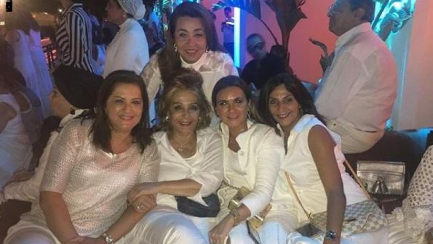 بعد حادث معهد الأورام.. وزيرات مصر يثيرون الجدل بحضور حفلة جينفر لوبيز