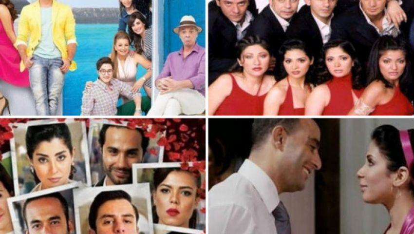 أفلام الحب «للخلف در».. هل اختفت الرومانسية من الشارع المصري؟