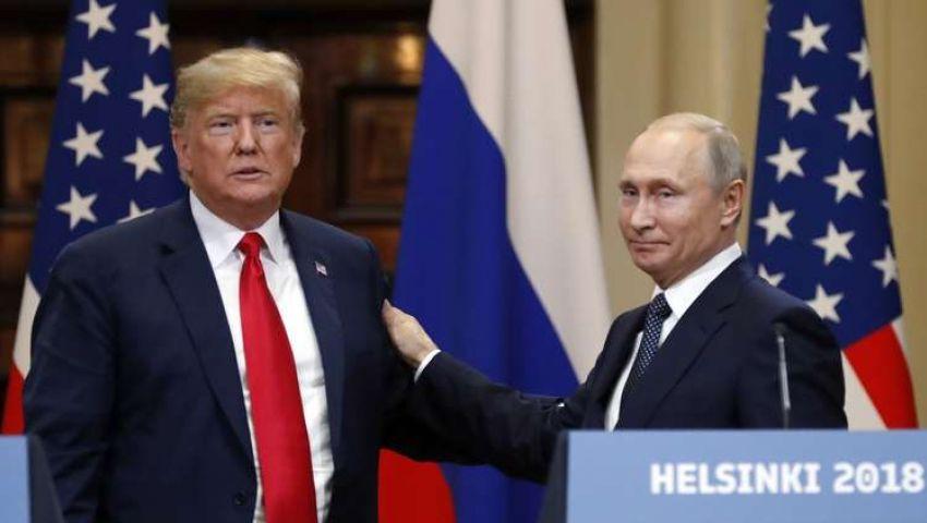 بوتن يخطب ود ترامب.. نريد «استعادة علاقات كاملة» مع واشنطن