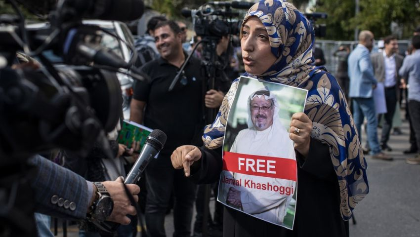 نيويورك تايمز: جثة جمال خاشقجي شوهت